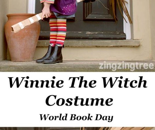Winnie The Witch Costume