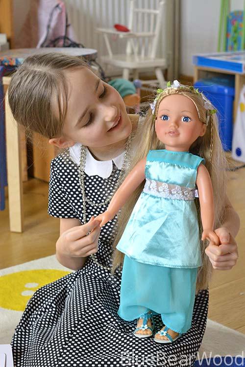 DesignAFriend Doll Charlotte
