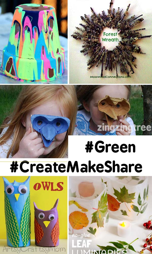 Green Crafts CreateMakeShare