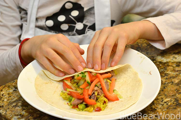 Your Kids Will Love This Quick And Easy Duck Wrap
