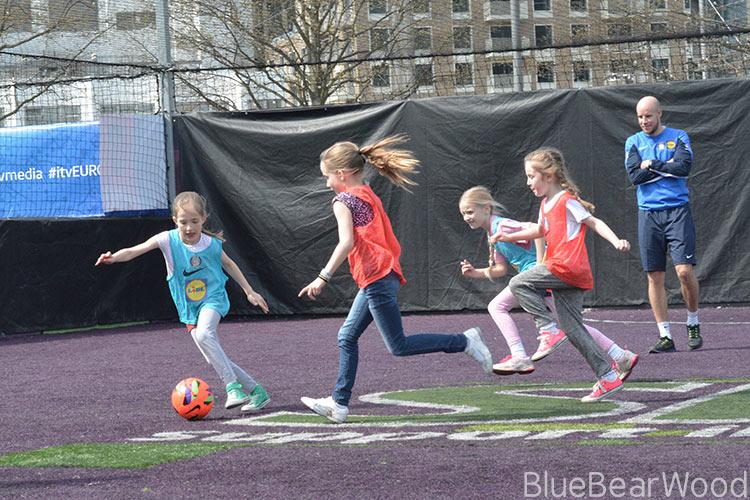 Girls Team Sports