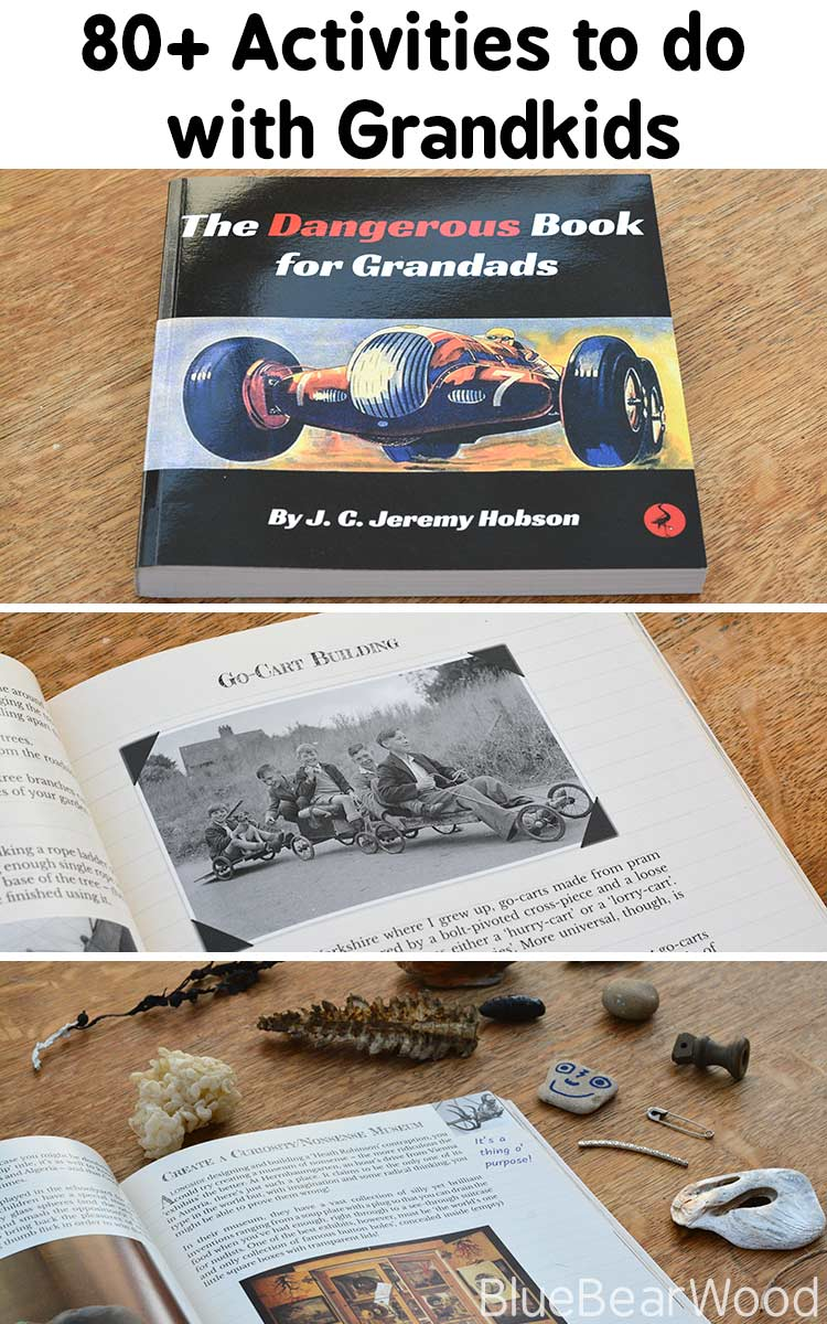 80+ Activities for Grandads to do with The Grandkids