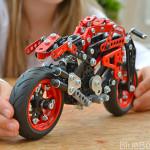Meccano Ducati Motorbike Kit