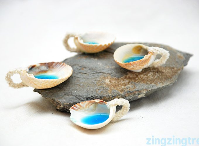 Shell Craft To Delight Your Little Mermaids And Fairies
