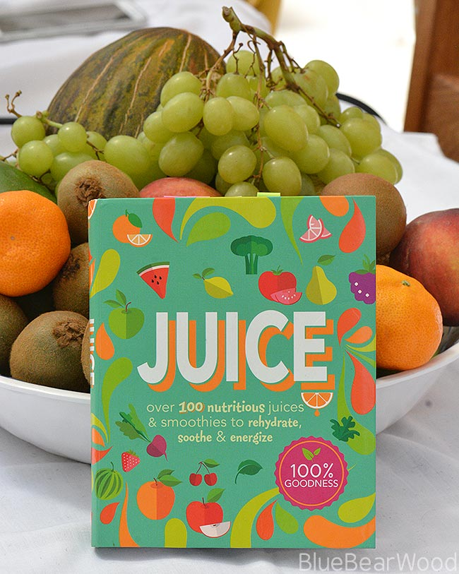 A great selection of healthy and nutritious smoothie and juicer recipes