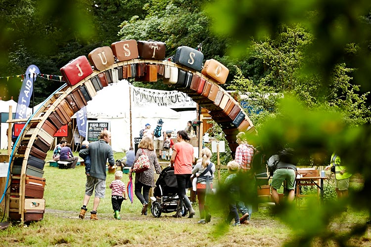 Creative Family Fun At The Just So Festival