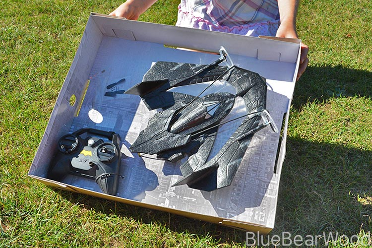 Air Hogs RC Batwing Review