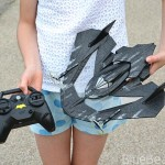 Air Hogs Batwing Remote Control Toy
