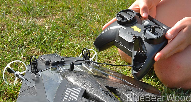 Air Hogs RC Batwing
