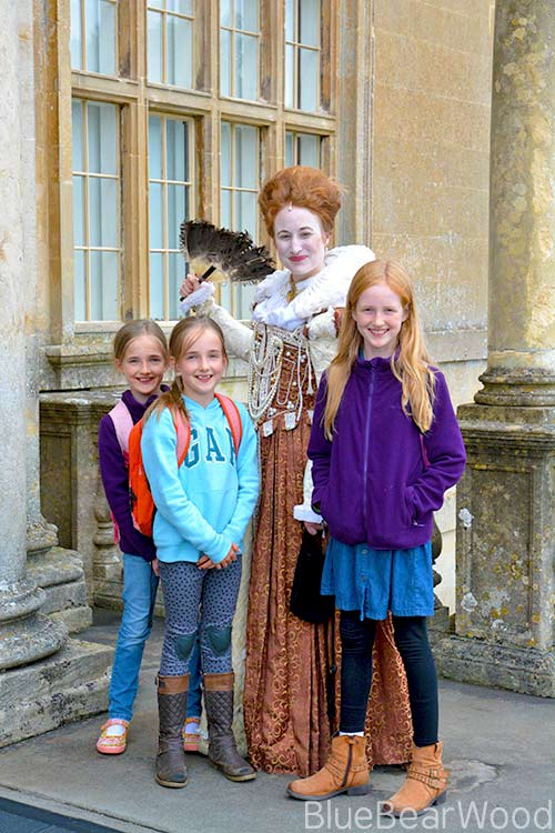Elizabeth I at Longleat House