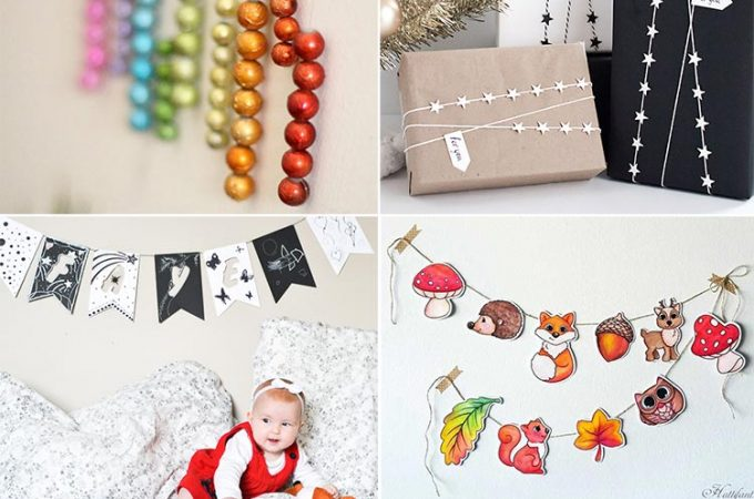 Easy DIY Garlands You Can Make For Your Home