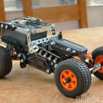 Meccano 4x4 off-road truck kit