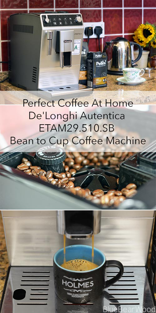 Perfect Home Coffee Machine