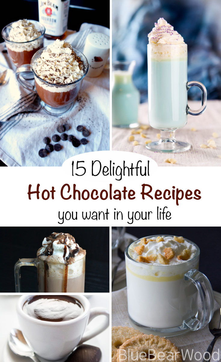 15 delightful hot chocolate recipes you want in your life