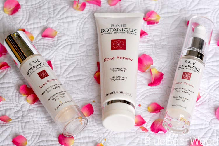 Love Your Skin Again With Baie Botanique Rose Renew Skin Care
