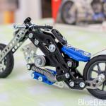 Meccano Motorbike Kit 17202
