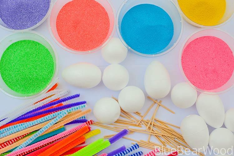 Ant Craft Materials