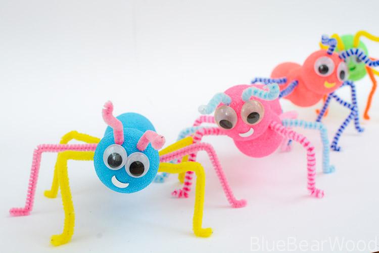 Ant Craft Activities