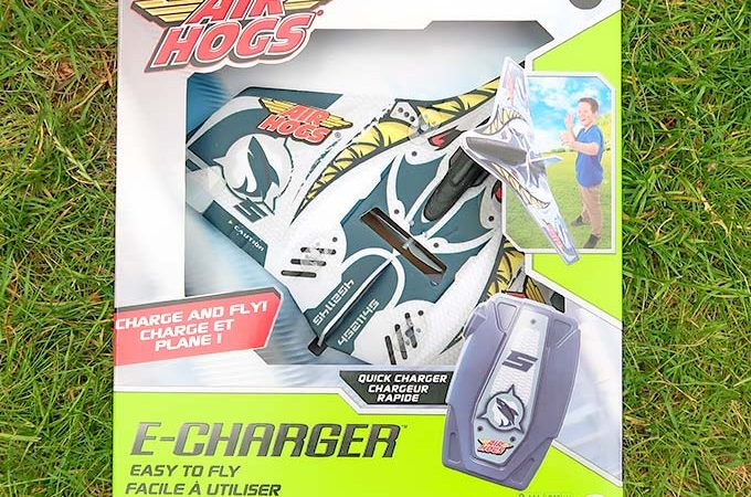 Air Hogs E-Charger Review: Does It Fly Like A Bird?