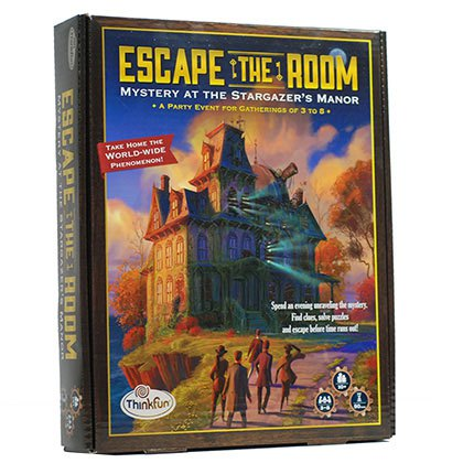 Escape The Room : Mystery At Stargazer's Manor