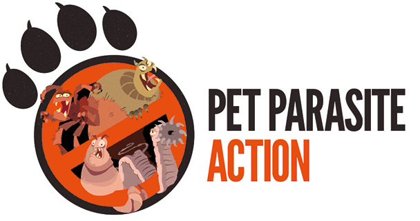 Pet Parasites Action Logo