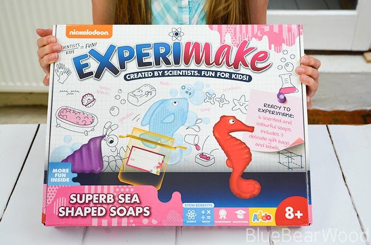 Experimate Superb Sea Shaped Soaps