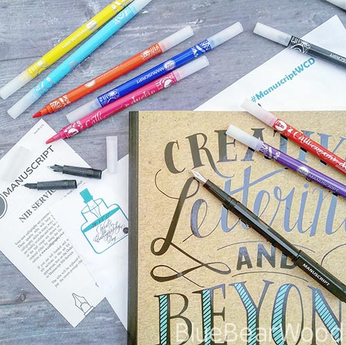 Manuscript Calligraphy Pens