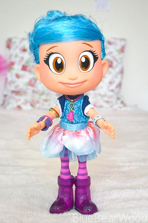 35cm Talking Luna Petunia Doll
