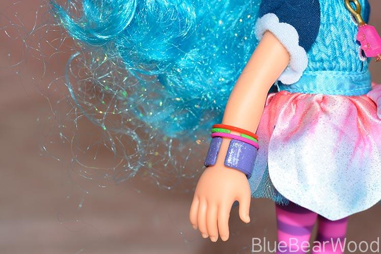 Luna Petunia Doll Bangles