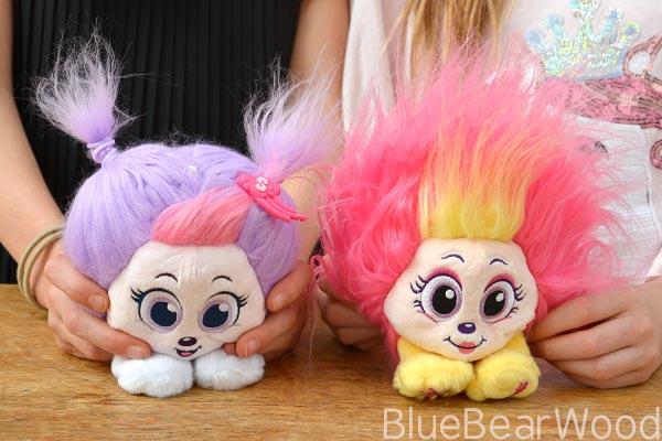 Fluffy Shnooks Soft Toys