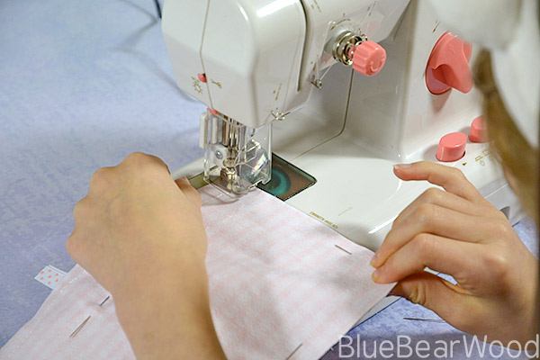 The Great British Sewing Bee Sewing Studio Hand sticthing