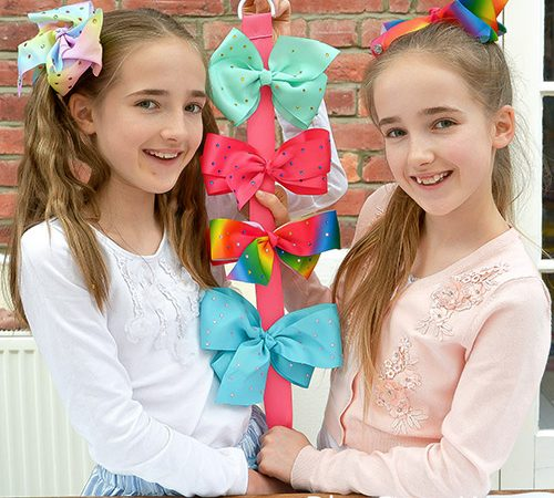 How To Make Bows Using The JoJo Bows Deluxe Bow Maker