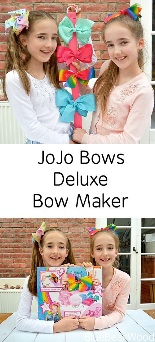 Make Your Own JoJo Bows Using the JoJo Bows Deluxe Bow Maker