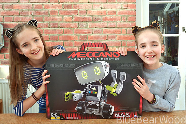 Meccano Max Robot Review