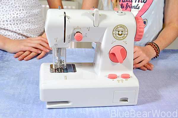 The Great British Sewing Bee Sewing Machine