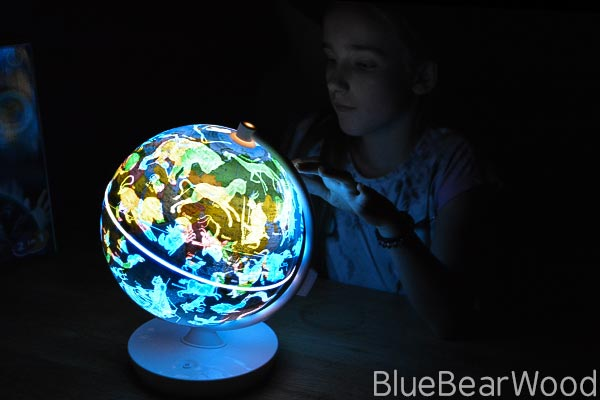 Oregon Scientific AR Globe