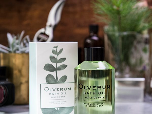 Indulge In Some Bath Time Luxury With Olverum Bath Oil