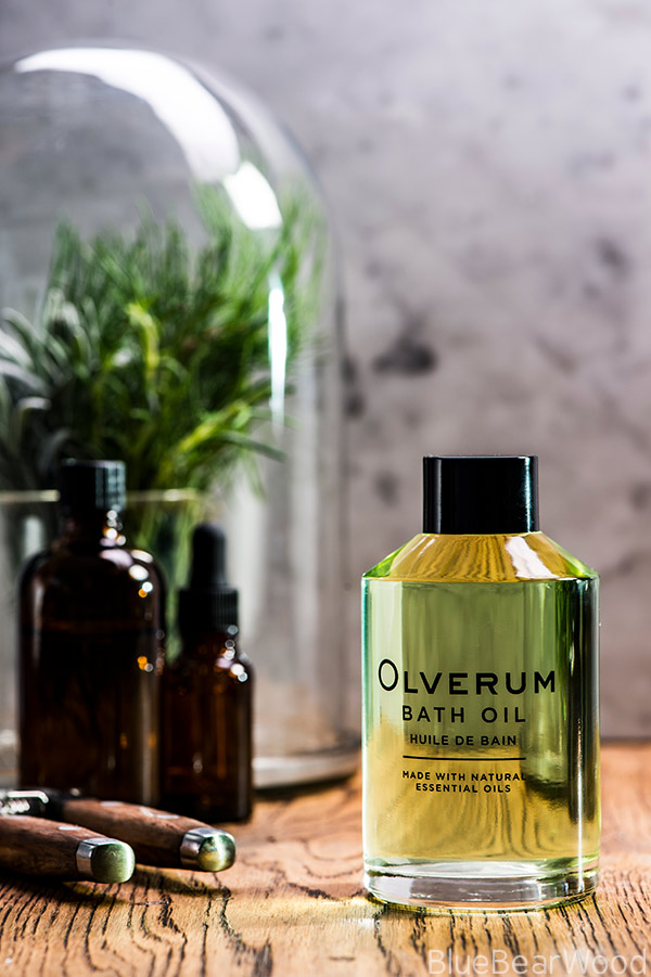 Relaxing Aromatic Olverum Bath Oil