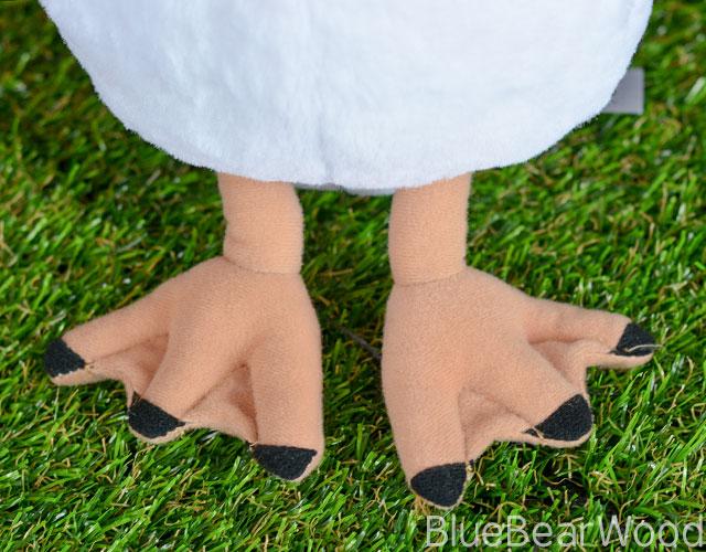 Porg Webbed Feet