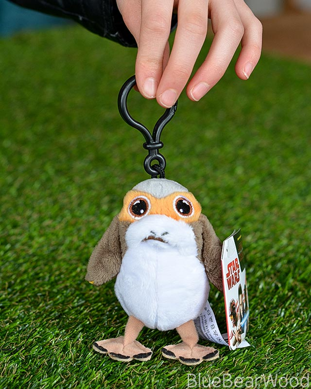 Posh Paws Porg Bag Clip