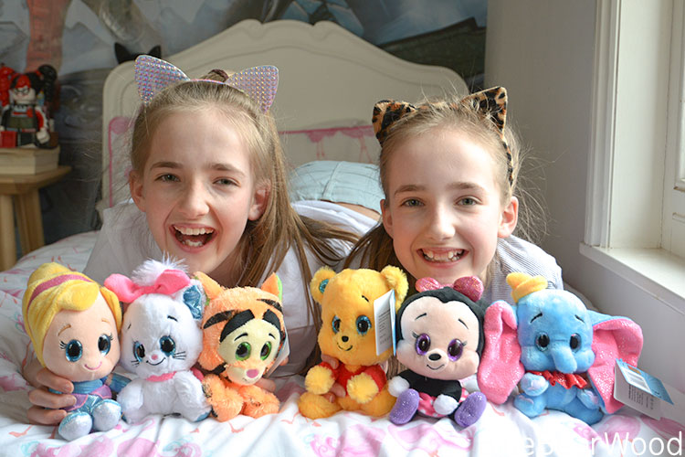 Posh Paws Disney Collection Soft Toys