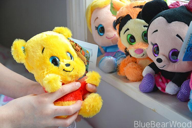 Winnie The Pooh Plushies