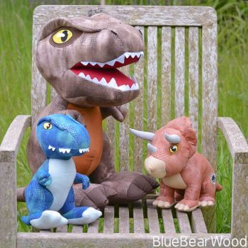 Jurassicc World Dinosaur Soft Toys