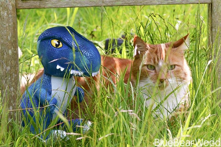 T-Rex Dinosaur Soft Toy