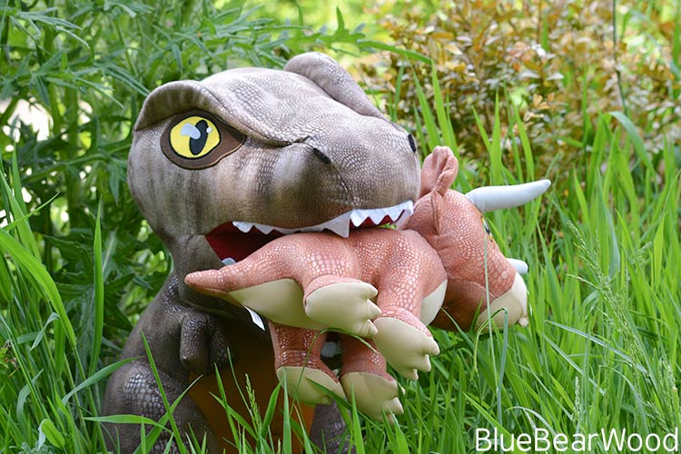Jurassic World Fallen Kingdom Soft Toy Dinosaurs