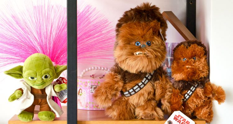 Star Wars Fans Will Love These Official Disney Star Wars Soft Toy Plushies