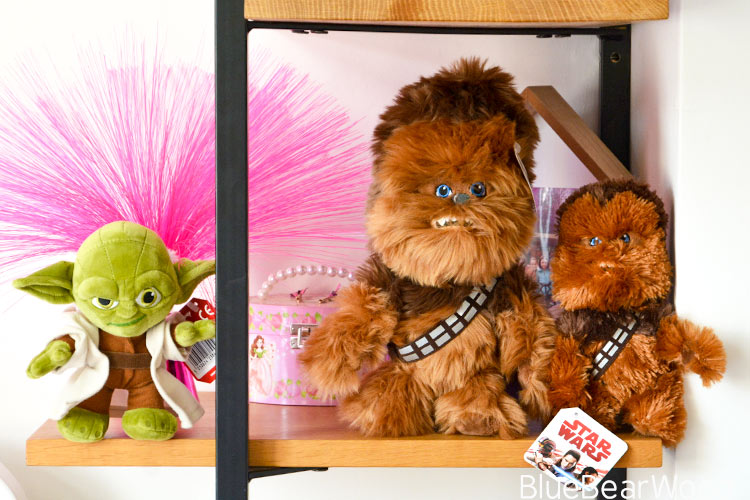 Official Disney Star Wars Solo Soft Toys