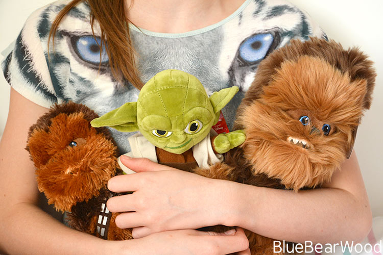 Star Wars Soft Toy Plushies