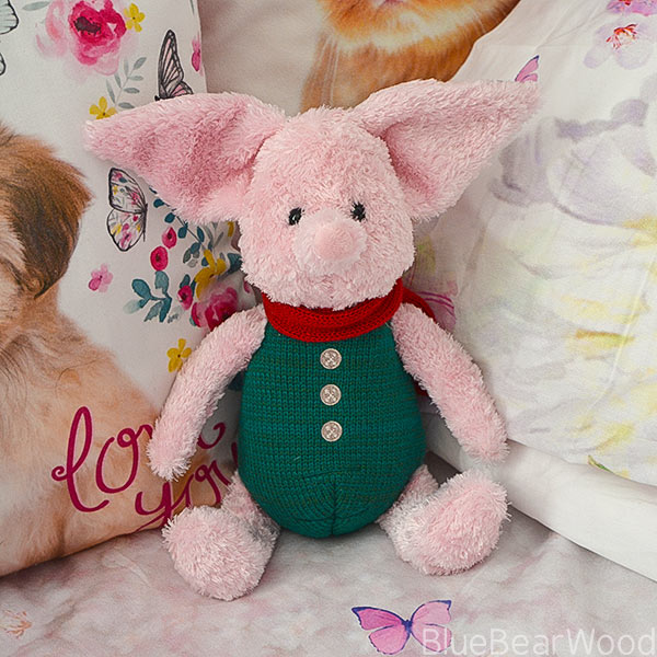 Disney Christopher Robin Piglet Soft Toy