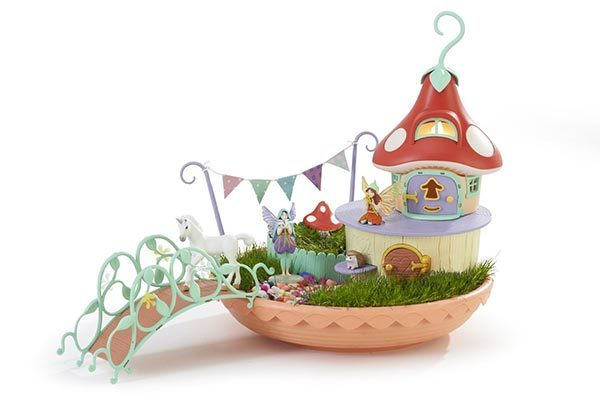 Sleep Softly With The Fairy Light Garden Toy and Night Light